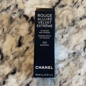 Chanel Rouge allure velvet extreme
